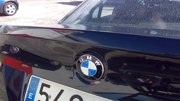 BMW Dent Repair Maidstone