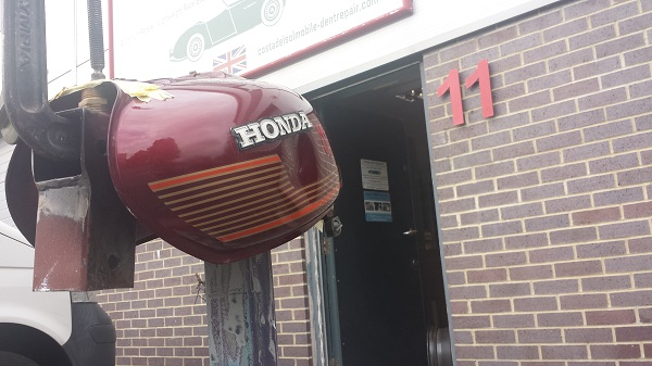 Honda tank repair Maidstone
